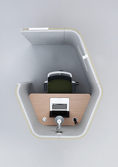 Gallery Image - Small Acoustic Pods