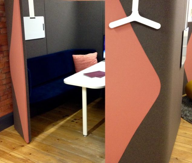 Gallery Image - Four Person Acoustic Pods