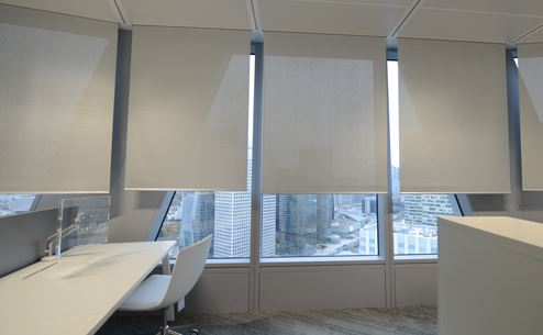 Acoustic Blinds Sound Absorbing Blinds For Offices