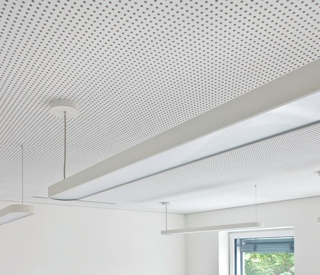 Gallery Image - Acoustic Ceilings