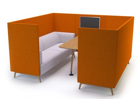 Gallery Image - Acoustic Meeting Furniture