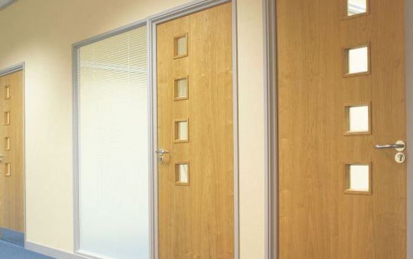 Gallery Image - Acoustic Partitions