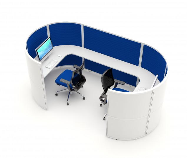 Gallery Image - Two Person Acoustic Pods