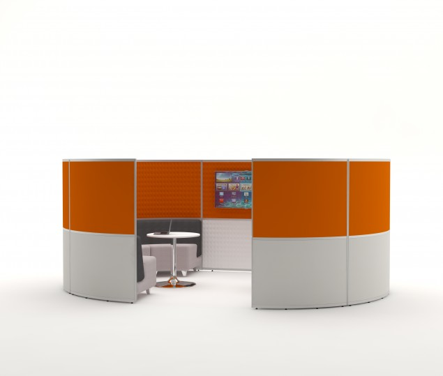 Gallery Image - Acoustic Pods with Soft Seating