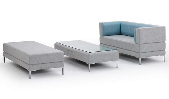Gallery Image - Acoustic Sofas