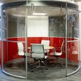 Gallery Image - Circular Acoustic Pods