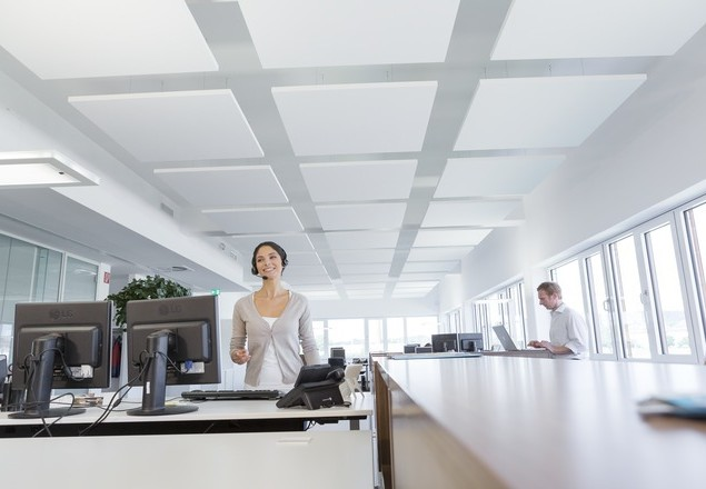 Gallery Image - Noise Control in Offices