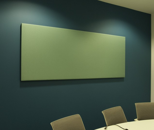 Gallery Image - Polymer Acoustic Wall Panels