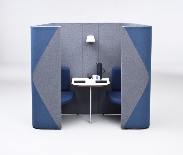 Gallery Image - Small Acoustic Booth