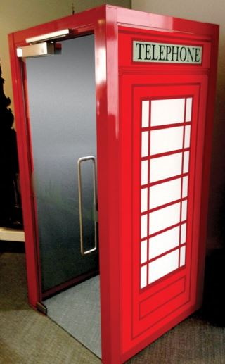 Gallery Image - Telephone Acoustic Pods