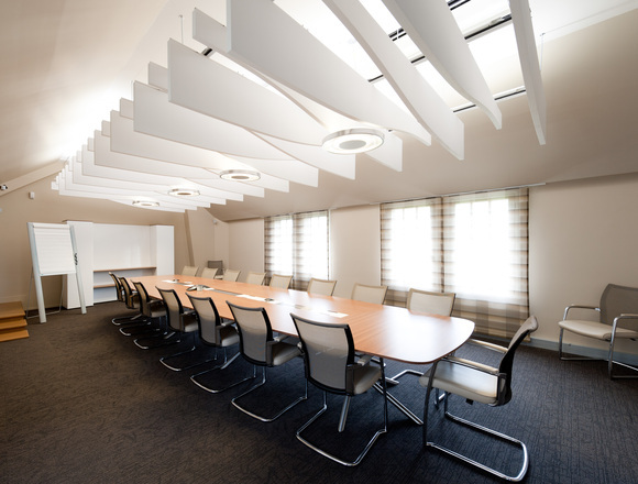 Vertical Acoustic Baffles Sound Absorbing Hanging Panels