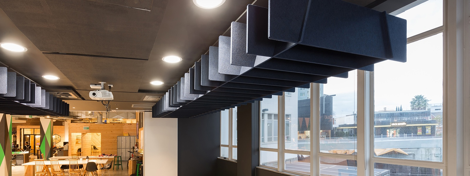 Acoustic Baffle Shapes