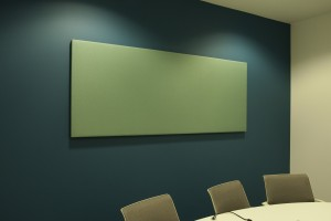 Polymer Acoustic Wall Panels