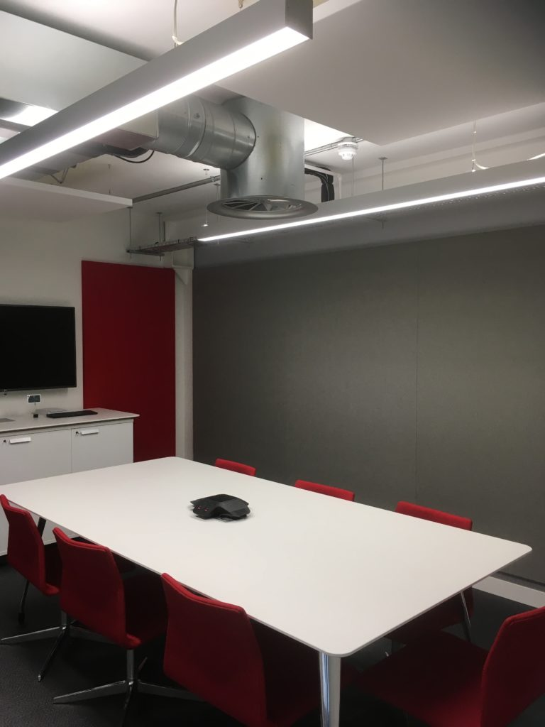 Reduce Meeting Room Noise Acoustic Pods