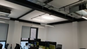 Acoustic Absorbers needed in office
