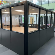 Acoustic Pod for Schools