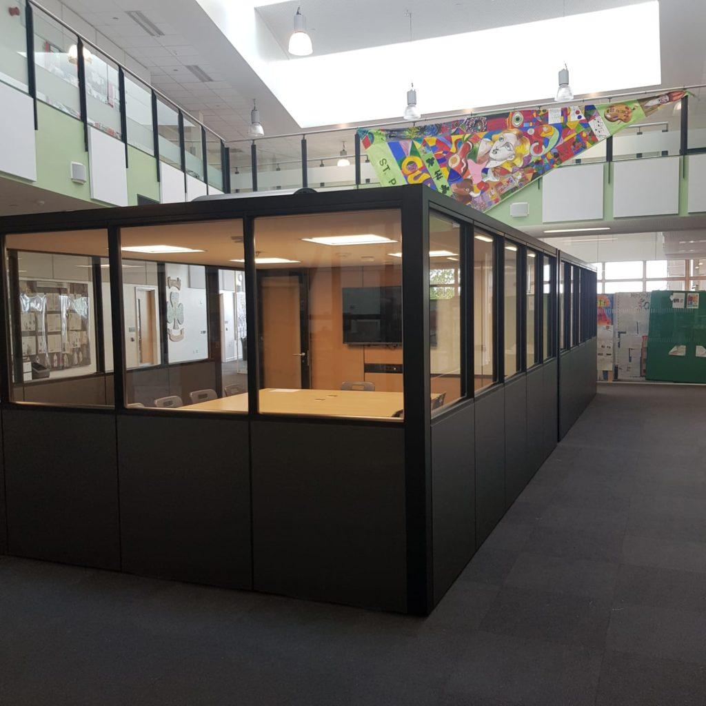 School Classroom Pod