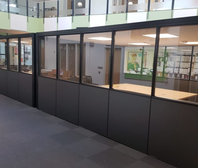Gallery Image - Classroom Pods