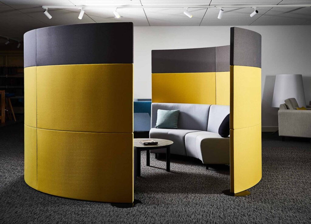 Acoustic Pod - Colorado model - perfect for post-covid offices